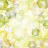 Geometric pattern, triangles background, polygonal design.  — Stock Vector