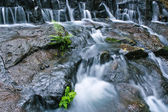 Waterfall in Namtok Samlan National Park, Saraburi, Thailand — Stock Photo