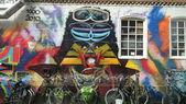 Art in street — Foto Stock