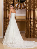 Wedding fashion — Stock Photo
