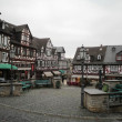 Half Timbered Houses — Stockfoto