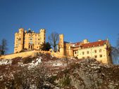 Hohenschwangau Castle Germany — Stock Photo