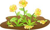 Flower — Stock Vector