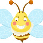 Jar with honey — Stock Vector #43423203