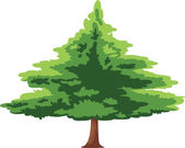 Tree — Stockvector
