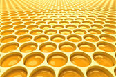 Abstract hive structure — Stock Photo