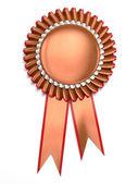Award rosette — Foto Stock