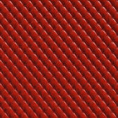Red padding — Stock Photo