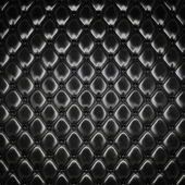 Black padding background — Stock Photo