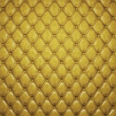 Golden padding — Stock Photo