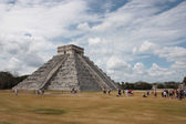 Kukulkan pyramid — Stock Photo