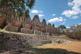 Uxmal mayan ruins — Stock Photo