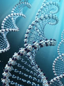 DNA spiral — Stock Photo