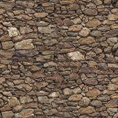 Stone wall seamless texture — Stock Photo