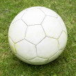 Soccer ball — Stock Photo #47481879
