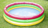 Paddling pool — Stock Photo