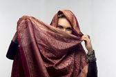 Oriental woman — Stock Photo