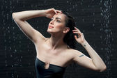 Unearthly beauty of woman — Stock Photo