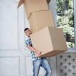 Removal is not easy thing — Stock Photo #49602489