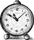 Vieille alarme — Vecteur