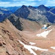 Summit View Overlooking Chicago Basin, San Juan Range, Rocky Mountains, Colorado, USA — Stock Photo #43453465