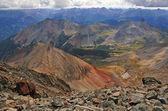 San Juan Mountains, Rocky Mountains, Colorado — Stock Photo
