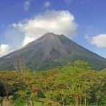Arenal Volcano, Costa Rica — Stock Photo #43483223
