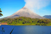 Arenal Volcano, Costa Rica — Stock Photo