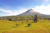 Arenal Volcano, Costa Rica — Stock Photo