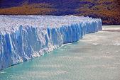 Perito Moreno Glacier and alpine landscape, Patagonia Argentina — ストック写真