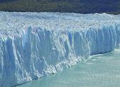 Perito Moreno Glacier and alpine landscape, Patagonia Argentina — Stock Photo