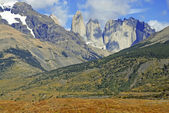 Parque Nacional Torres Del Paine, Patagonia, Chile — Stock Photo