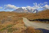 Parque Nacional Torres Del Paine, Patagonia, Chile — Zdjęcie stockowe