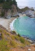 Big Sur Coastline, California, USA — Stock Photo
