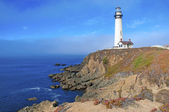 Lighthouse on the Big Sur Coast, California, USA — Stock Photo