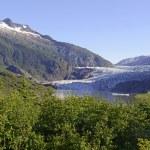 Divočina krajina na Aljašce — Stock fotografie #51078349