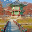 Gyeongbokgung Palace, Seoul, South Korea — Stock Photo #51202049