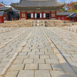 Traditional Architecture in Changgyeonggung Palace, Seoul, South Korea — Stock Photo #51202073