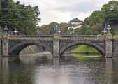 Imperial Palace, Tokyo Japan — Stock Photo