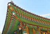 Changgyeong Palace, Seoul, South Korea — Stock Photo