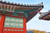 Gyeongbokgung Palace, Seoul, South Korea — Stock Photo