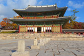 Changgyeong Palace, Seoul, South Korea — Stock Photo