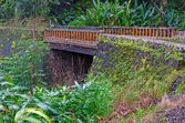 Bridge on the Road to Hana, Maui, Hawaii — Stock Photo