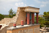 The Palace of Knossos. Crete. Greece — Stock Photo