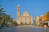 ハニア大聖堂。クレタ島。ギリシャ — ストック写真