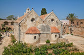 Arkadi Monastery (Moni Arkadiou). Crete. Greece — Stock Photo