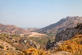 Berglandschap — Stockfoto