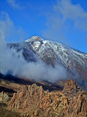 The Volcano Teide. Tenerife. Spain — Foto de Stock