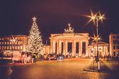 Portão de brandemburgo — Foto Stock