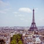 Paris city view — Stock Photo #49906797